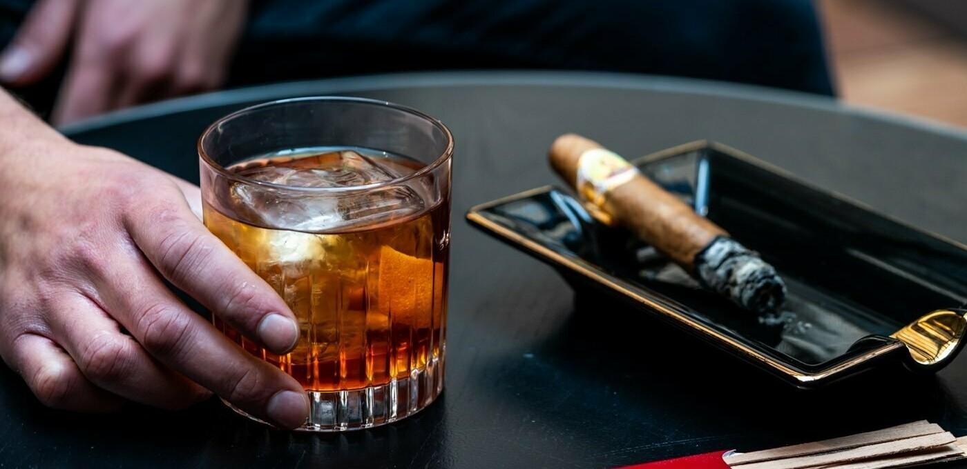 Sigaar en Cocktail combinaties