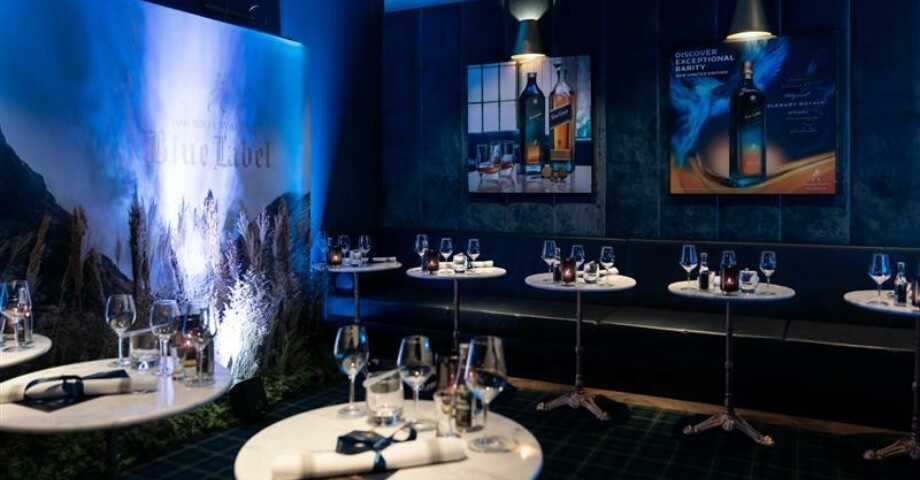 Discover the Johnnie Walker Blue Label Bothy
