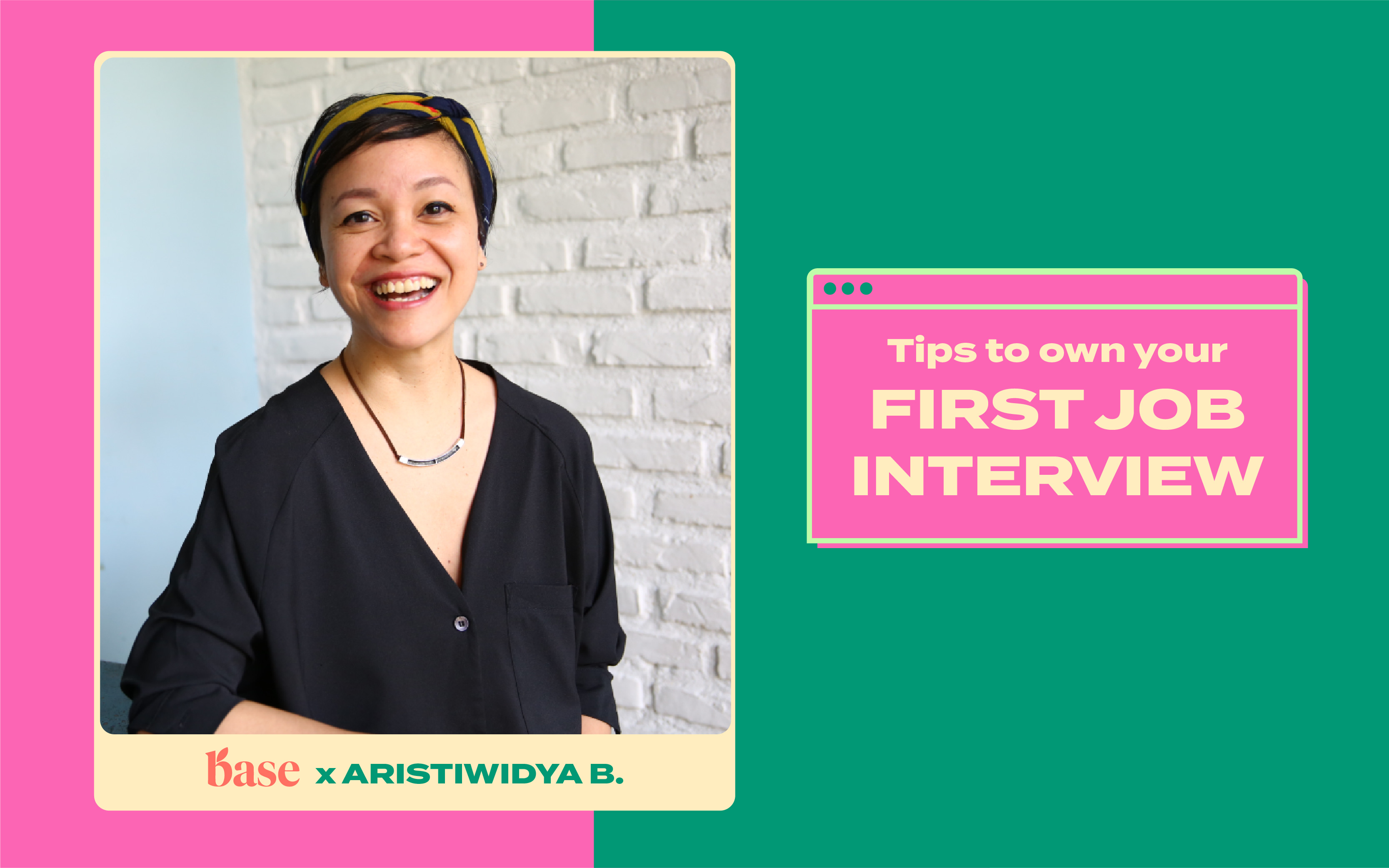 Rahasia Sukses Interview Kerja Dari SVP of People and Culture at Gojek