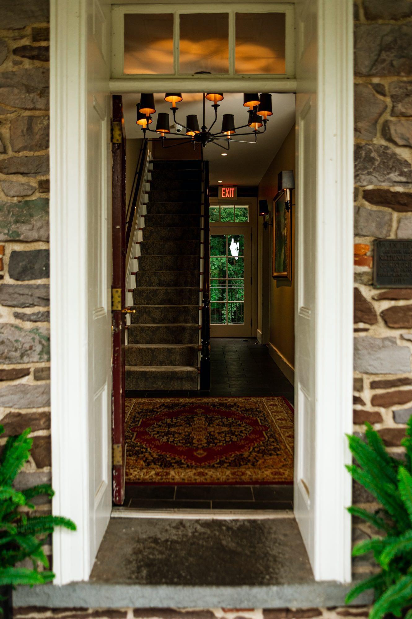 Enter the Golden Pheasant Inn
