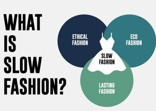 Slow Sustainable & Ethical Fashion Brings End to Fast Fashion