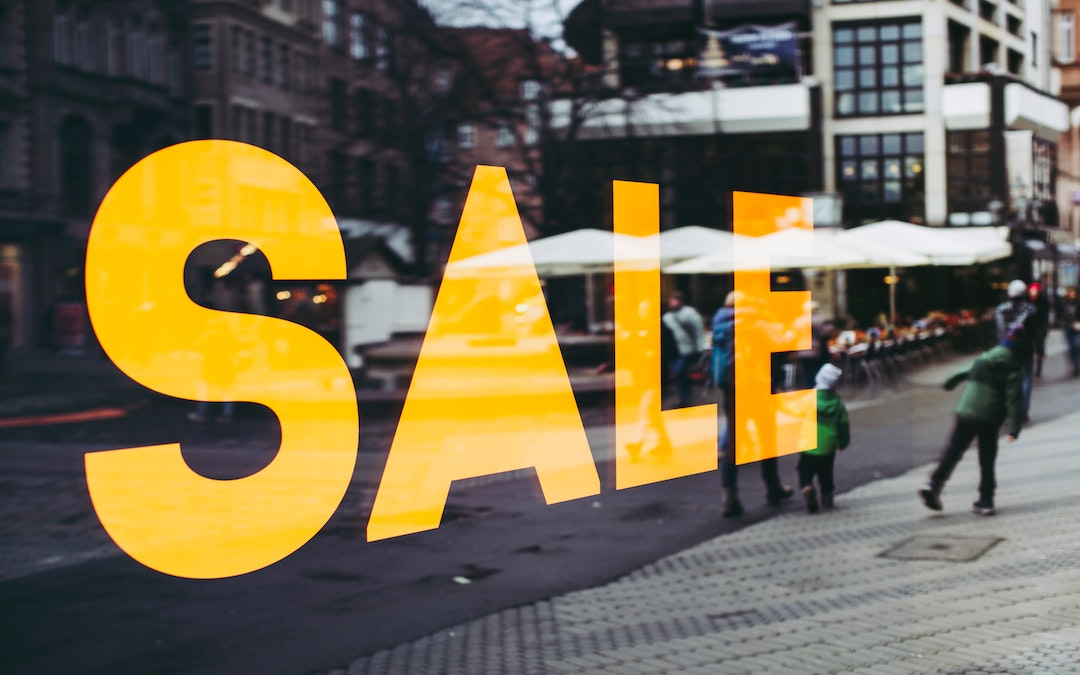 How to Shop Black Friday Sustainably