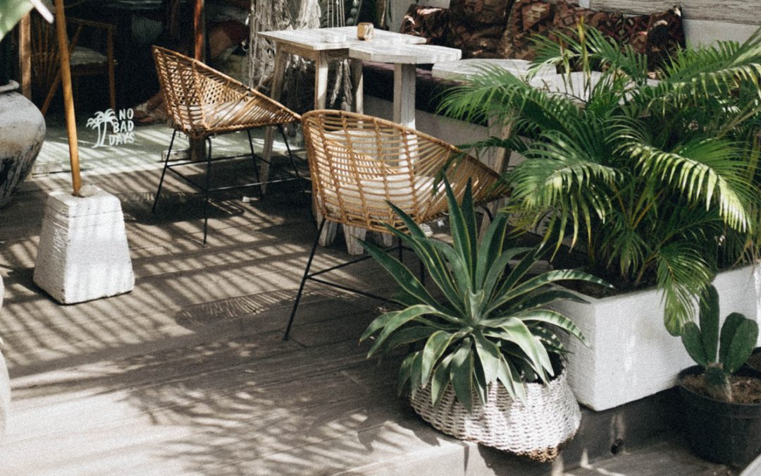 Eco Outdoor Living Spaces & Making The Most Of Your Garden
