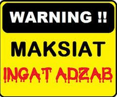 13 Azab Maksiat di Bulan Ramadhan