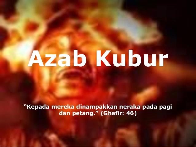 Penyebab Azab Kubur