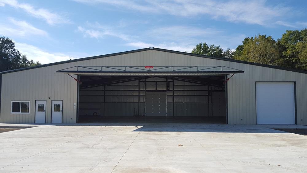 Ely Hangar