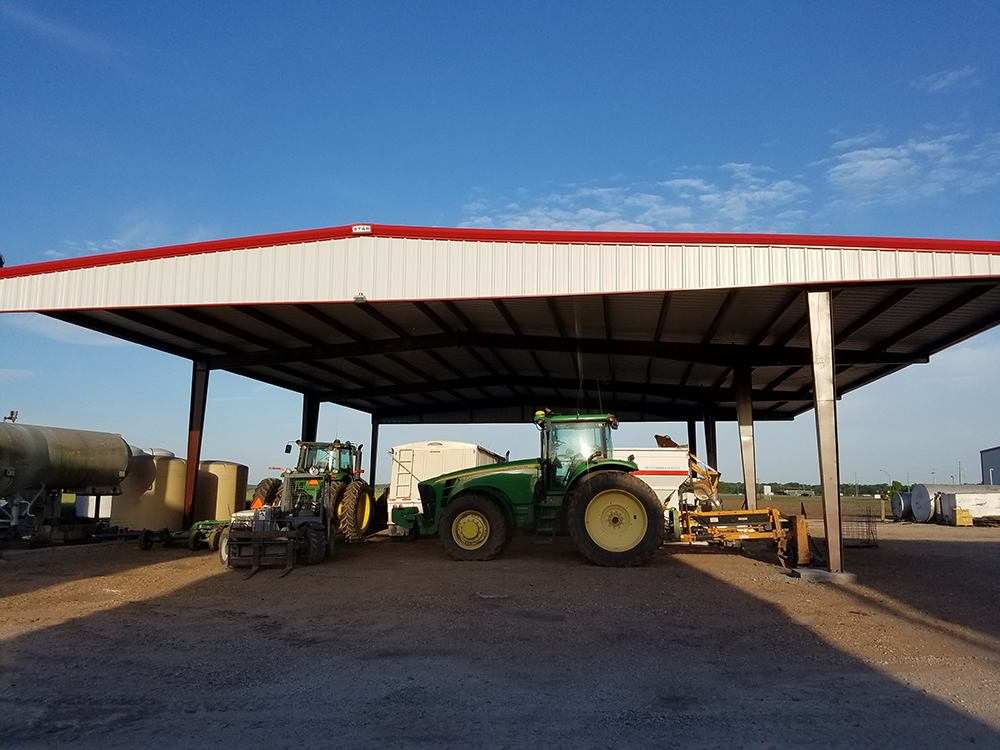 Pearson Farms Building