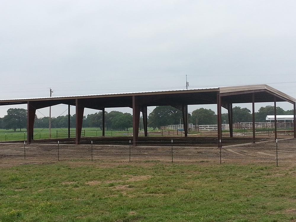Haraway Barn