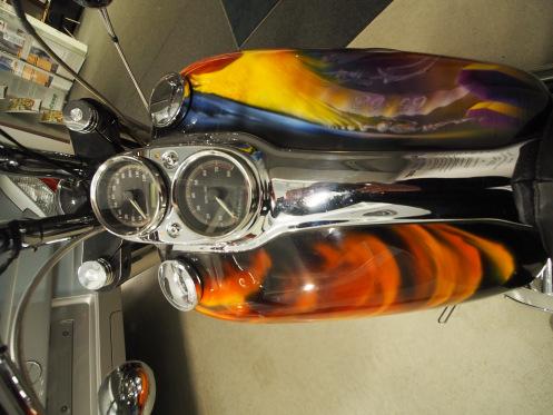 Harley-Davidson Dyna wideline 1450