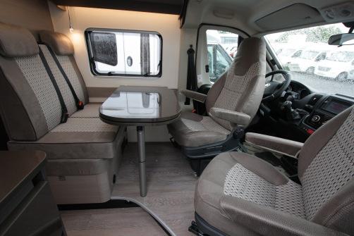 Hobby VANTANA K60 Fs, alle 6 metrin auto
