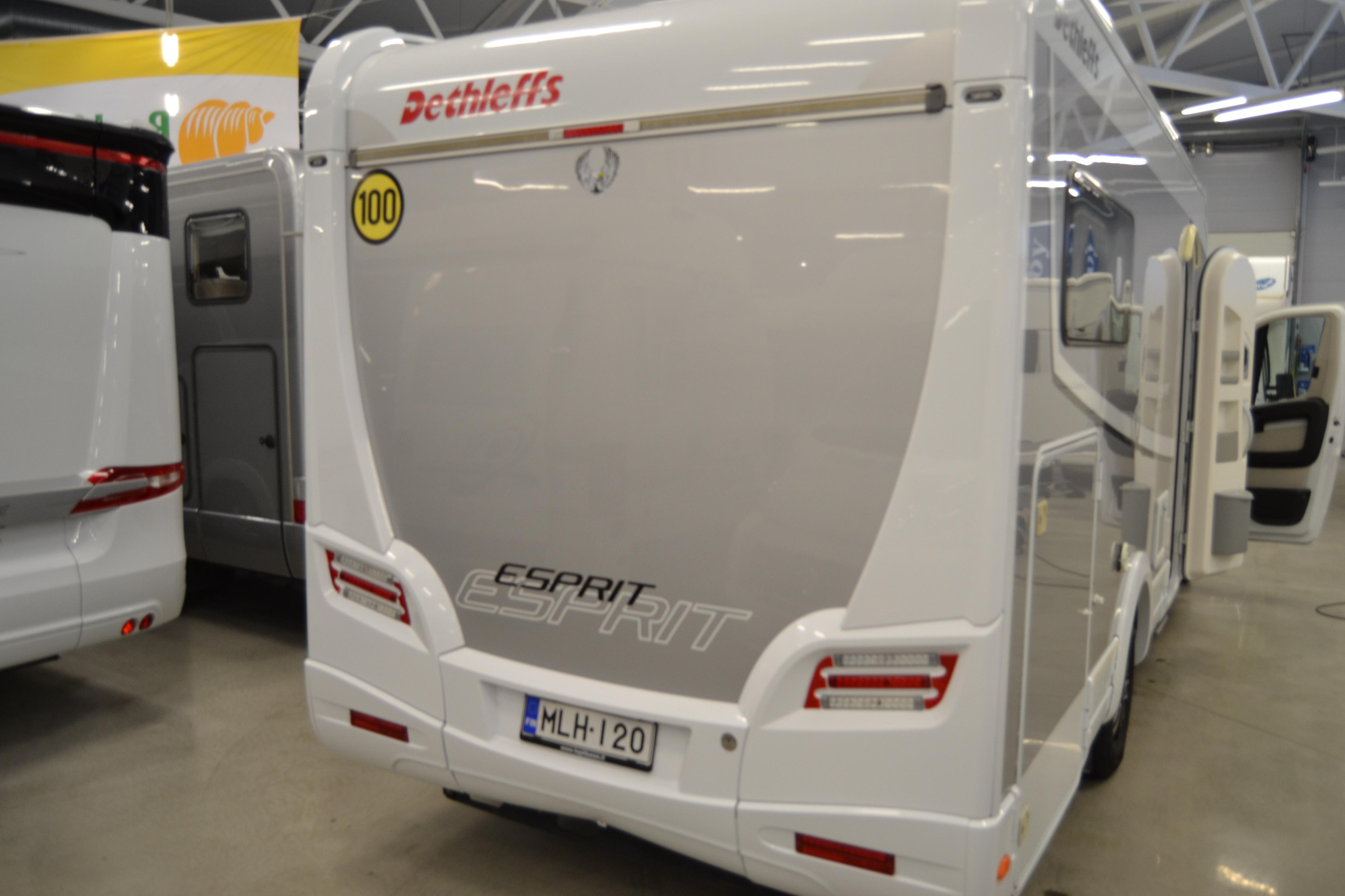 Dethleffs T 6810 ESPRIT