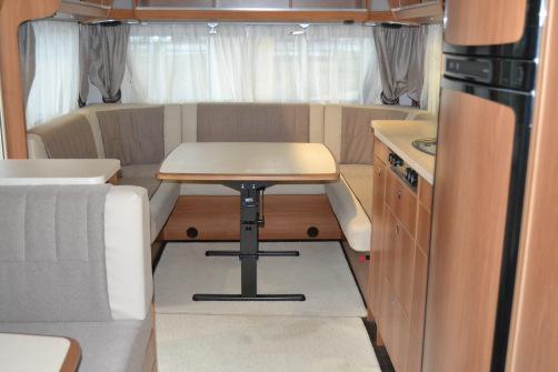 Dethleffs Nomad 670 FSR