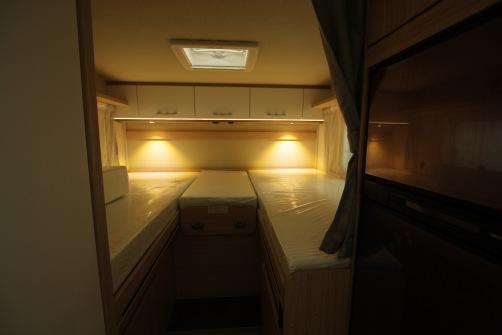 Sunlight T 67, automaatti, erillispedit ja laskupeti