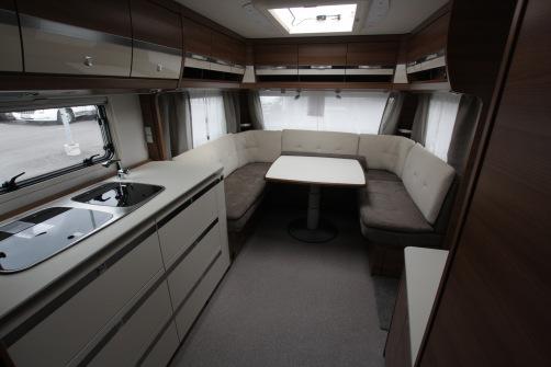 Dethleffs Nomad 650 RQT, Alde, taka wc/suihku