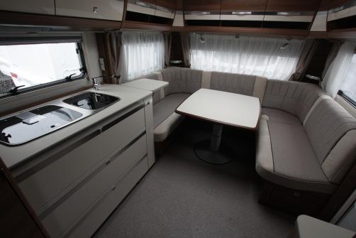Dethleffs Nomad 540 RE, Alde, erillisvuoteet