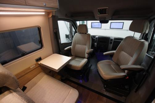 Hymer Car Grand Canyon S, Mersu, automaatti
