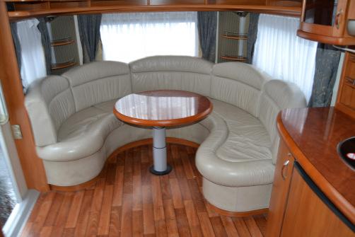 Hobby 560 UFE Excelsior, alde