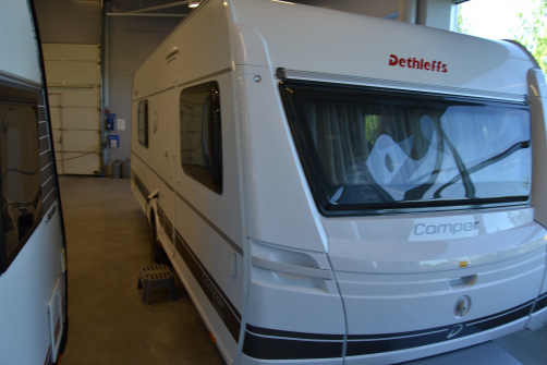Detfhffes  Camper 560 RFT