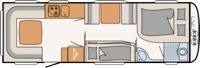 Dethleffs Nomad 730 FKR