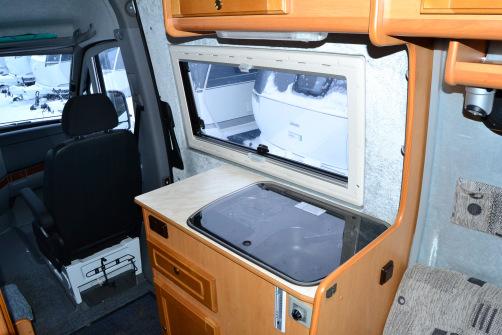 Casa Car Sprinter, erillisvuoteet, automaatti