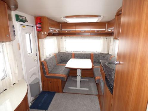 Dethleffs Nomad 500 DB ALDE