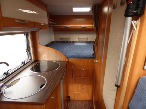 Hymer Exiss 522