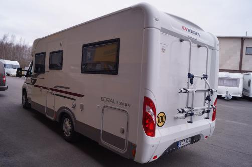 Adria Coral S670 SLB/Multijet 150