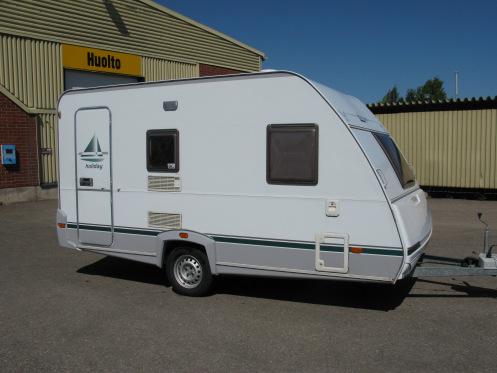 Knaus EIFELLAND HOLIDAY 395 TF /