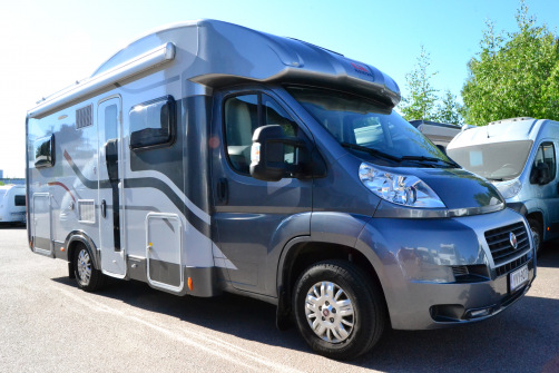Adria Matrix M 650 SF