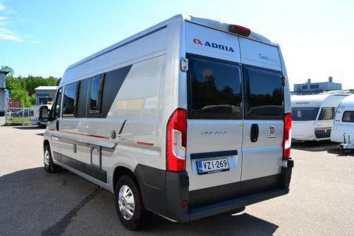 Adria SP600 TWIN