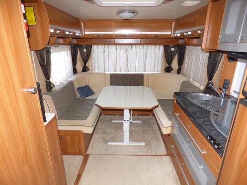 Dethleffs Nomad 730