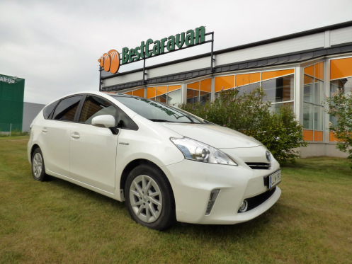 Toyota TOYOTA PRIUS PLUS Monikäyttöajoneuvo (AF) 4ov