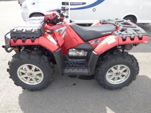 Polaris Sportsman 550