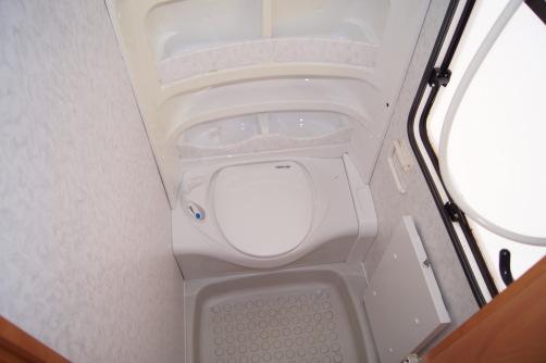 Hobby 560 KMFe De luxe easy