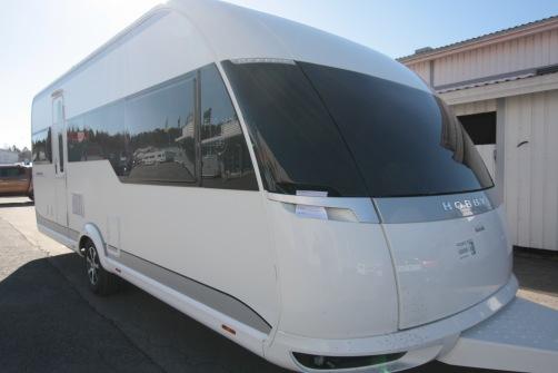 Hobby 560 UL Premium, ALDE, erillisvuoteet