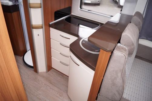 Hobby Optima T 70 GE De Luxe, automaatti, erillisvuoteet