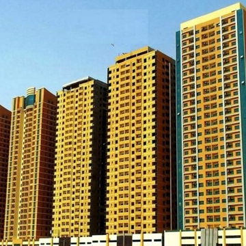 Paradise Lakes Towers Emirates City