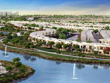 Saadiyat Lagoons District Townhouses