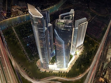 Aykon City East Towers