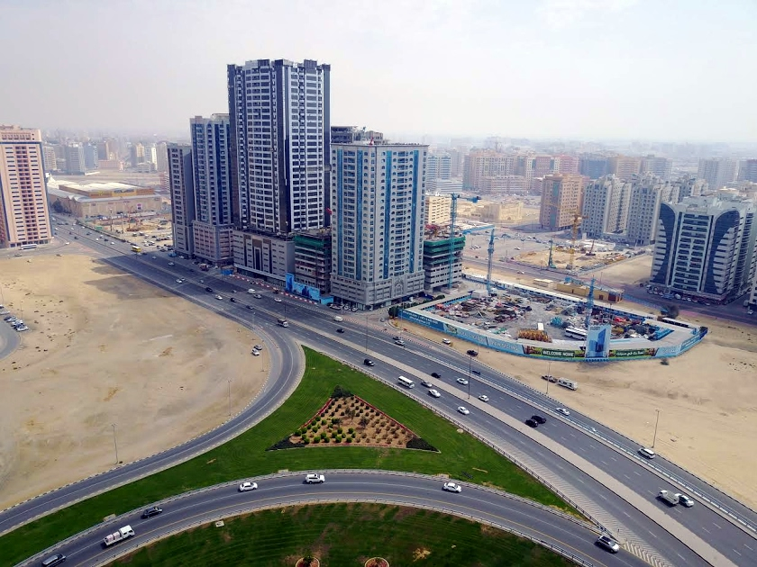 Sahara Tower, Sharjah