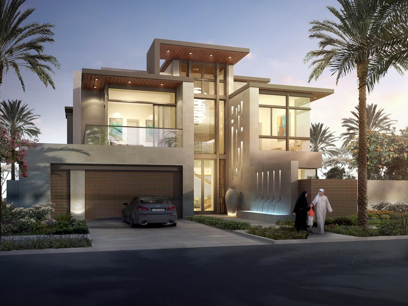 Ellington Palm Villas, Dubai