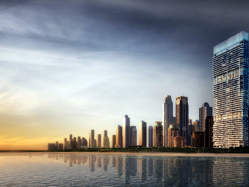 1 JBR Apartments, Dubai