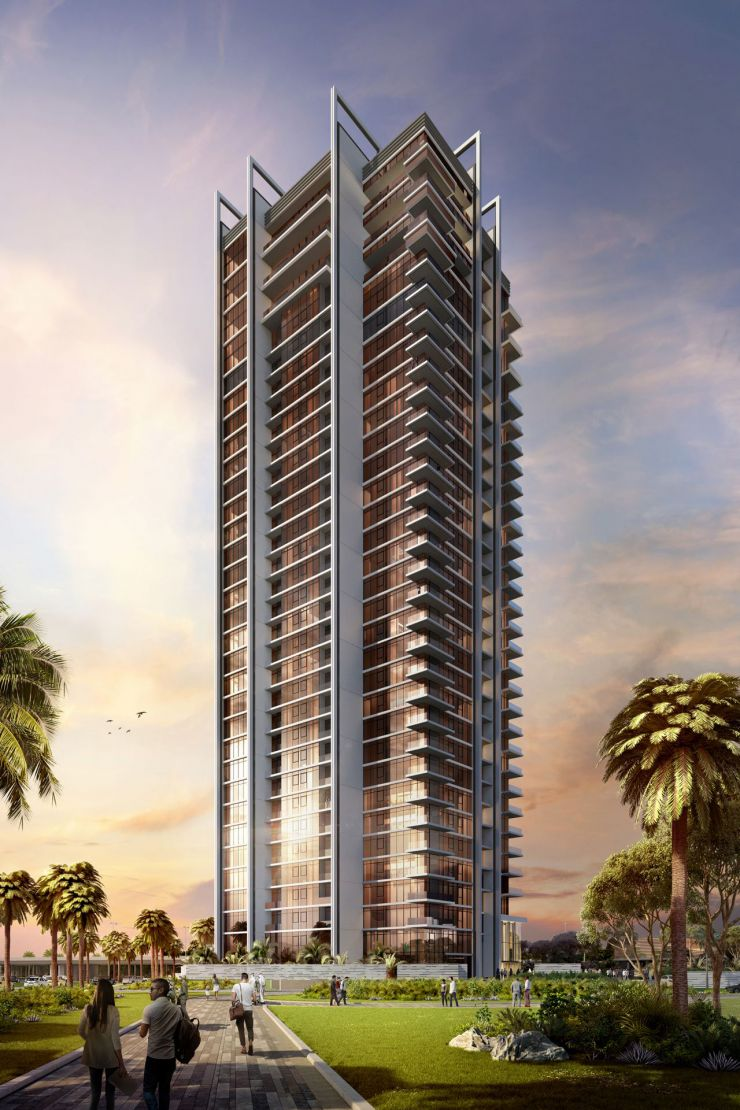 Banyan Tree Residences, Dubai