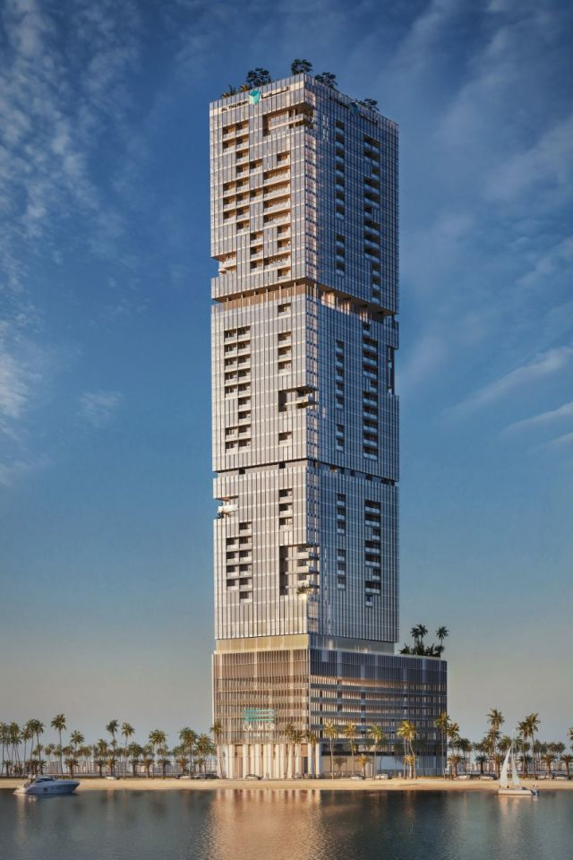 La Plage Tower, Sharjah