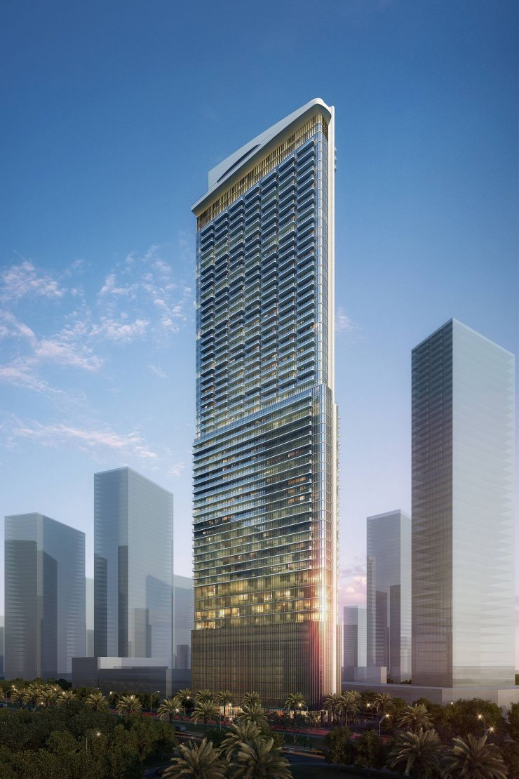 Paramount Tower Hotel and Residences, Dubai