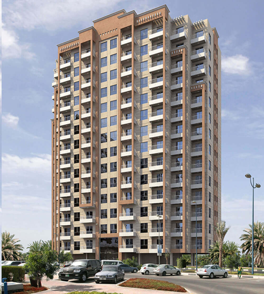 Q-Line Apartments, Dubai