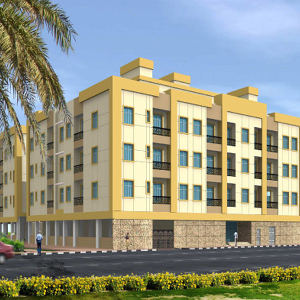 Muhaisna Apartments, Dubai