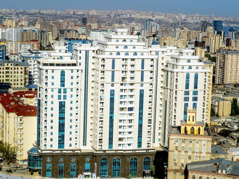 ЖК Capital Towers, Баку