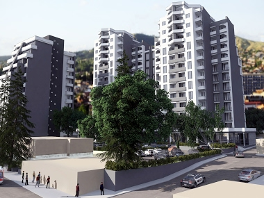 TETRA Residential Complex