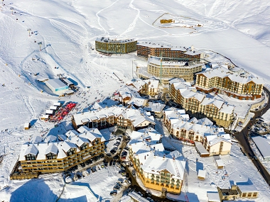 New Gudauri Resort Residences & SPA